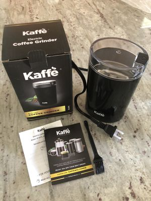 Kaffe electric coffee grinder (NEW) for Sale in Columbus, OH