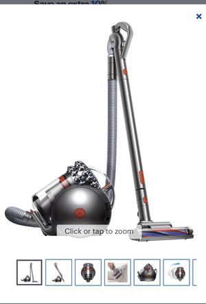 The 35 Dyson Cinetic big ball Animal vacuum 320 new in box for Sale in North Miami Beach, FL