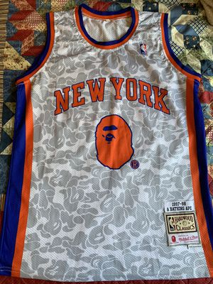 NEW YORK BAPE JERSEY for Sale in Huntington Park, CA