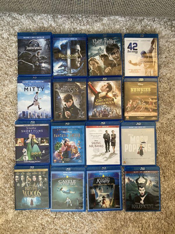 Blue Ray Movies