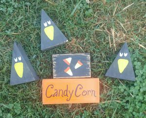 Candy Corn & Crows for Sale in Knoxville, TN