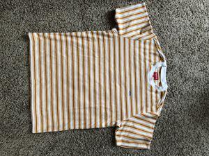 Supreme Multi Stripe Terry Tee for Sale in Wichita, KS