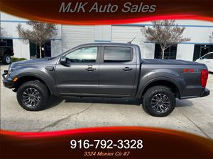 2019 Ford Ranger Lariat FX4,LIFTED W/FOX SHOCKS LOTS EXTRA for Sale in Rancho Cordova, CA