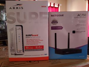 Modem & wifi Router for Sale in San Diego, CA