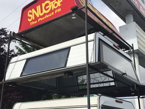 Canopy for sale Lifetime camper for Sale in Springfield, OR