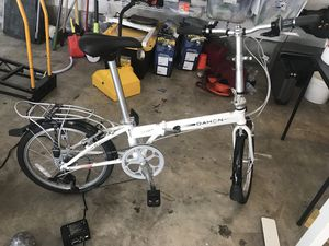 Dahon folding bike for Sale in Mukilteo, WA