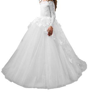 White dress size 6 for Sale in Corona, CA