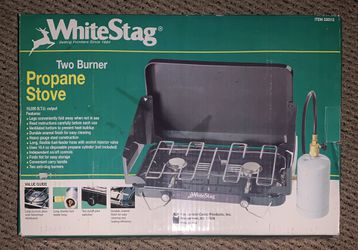 White Stag Propane Camping Stove New for Sale in Tacoma,  WA