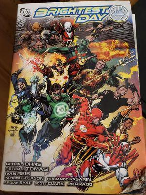 Brightest day comics for Sale in El Cajon, CA