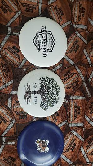Random three disc lot for Sale in Bremerton, WA