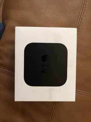 Apple 4k TV 32 gb for Sale in Ewing Township, NJ
