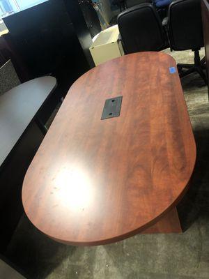 6 foot conference table for Sale in Atlanta, GA