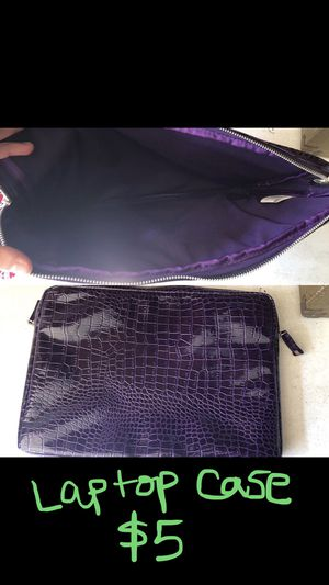 Laptop case for Sale in Three Rivers, MI