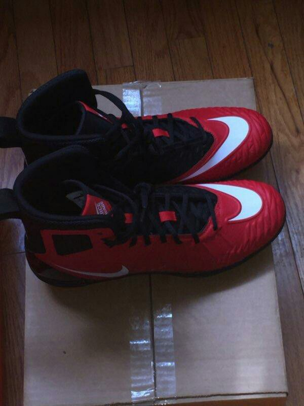 6f8e5a59d Nike force savage varsity football cleats for Sale in Irvington