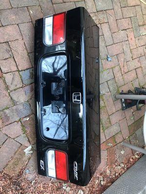 Civic ek trunk for Sale in Sterling, VA