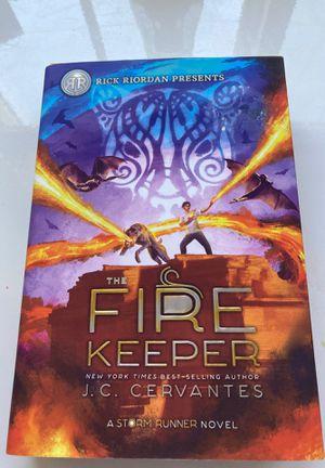 The Fire Keeper Book #2 for Sale in Visalia, CA