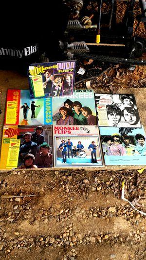 The Monkees Vinyl Records Bundle for Sale in Fairfax, VA