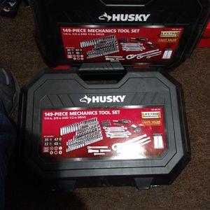 Husky Mechanic Tool Sets for Sale in Richmond, CA