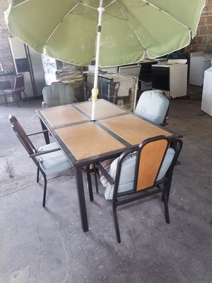 Patio furniture for Sale in Jacksonville, FL