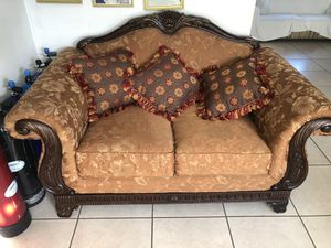 2 Antique Couches For Sale for Sale in Miami, FL