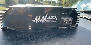 Mmats pro audio amplifier for Sale in Lake Worth, FL