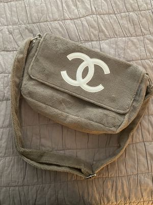 white on tan chanel crossbody bag for Sale in Temecula, CA