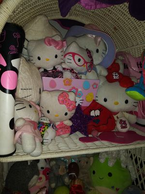 Hello Kitty Collection for Sale in St. Louis, MO