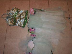 Traje d bailarina como para bailar mambo for Sale in Los Angeles, CA