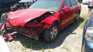 2010 Chevy impala lt 4d for Sale in Salt Lake City, UT