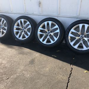 """18"""" (5/114) Rims And Tires for Sale in Roseland, NJ"""