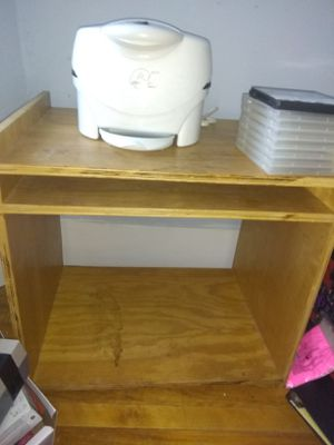 Small table/desk/tv/microwave stand etc for Sale in Worcester, MA