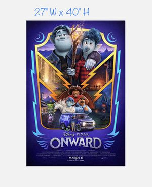 Onward — Poster for Sale in Artesia, CA