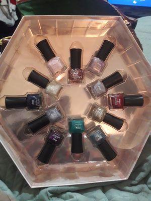 defy & INSPIRE 12 piece nail polish for Sale in Alexander, AR
