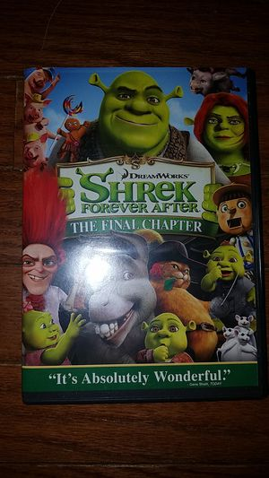 Shrek Forever After- The Final Chapter for Sale in MONTGOMRY VLG, MD
