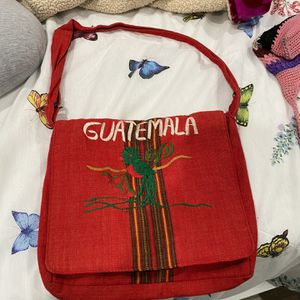 Typical Guatemalan crossbody bag for Sale in Los Angeles, CA
