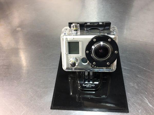 GoPro Hero HD Camcorder - Silver
