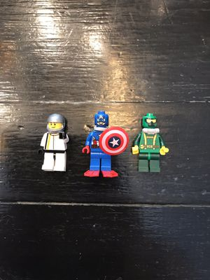 RARE LEGO Super Heroes Captain America Lot Complete in MINT Condition Shipping Only for Sale in Grosse Pointe Shores, MI