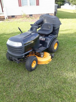 Poulan riding lawn mower for Sale in Garner, NC