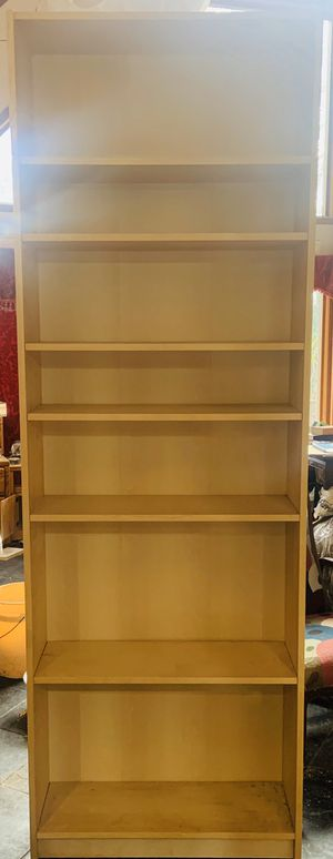 Ikea Billy Series Bookcase $40.00 Obo for Sale in Issaquah, WA