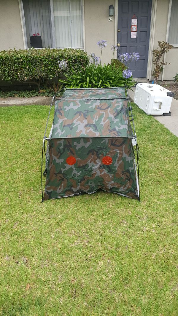 """""""Brand New"""" Kids Camping Tent"""