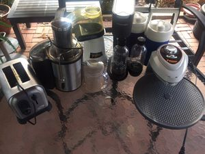All Kitchen Items for $40 for Sale in Raleigh, NC