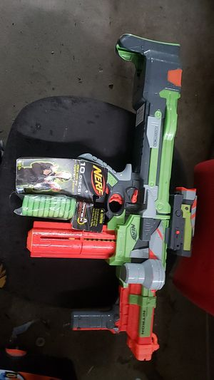 Nerf gun for Sale in Silver Spring, MD