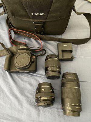Canon EOS Rebel T7 for Sale in Arlington, VA