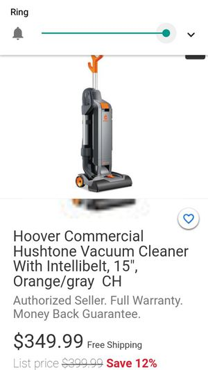 Hoover vacuum for Sale in Federal Way, WA