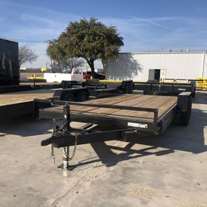 Car Hauler 83x18 for Sale in Dallas, TX