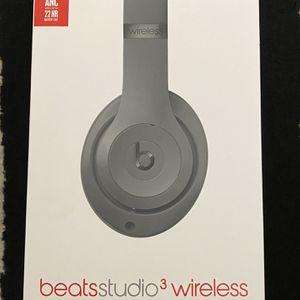Beats Studio 3 Wireless !!!! for Sale in Chula Vista, CA