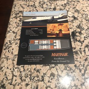 Executive Jet Poster for Sale in Los Angeles, CA