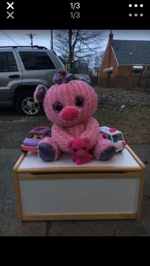 Toy box for kids for Sale in Dearborn, MI