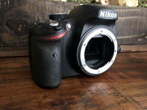 Nikon D3200 DSLR Camera for Sale in Temple, TX