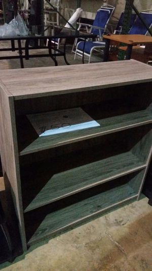 New small book shelf sauder color for Sale in Concord, NC